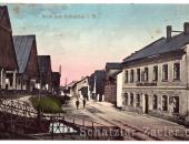 Pohled na hlavní ulici